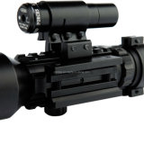 3-10X40 Mini Red Dot Visor e Visor do laser para a Espingarda de caça Âmbito