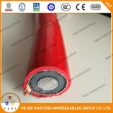 13.2kv escogen el cable de transmisión de poste Na2xsy usado en red de subterráneo en el mercado de la Argentina