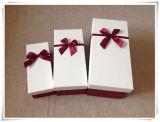 Cajas de Regalo de blancos personalizado cajas de cartón blanco