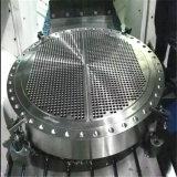 Het aangepaste Gesmede Staal Tubesheet van de Boiler van de Warmtewisselaar Smeedstuk