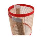 Nastro trasportatore della maglia del Teflon (4mm*4mm 1mm*1mm 2mm*2.5mm 10mm*10mm)