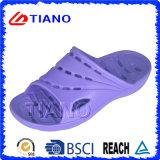 De lichte en Comfortabele Pantoffel van de Badkamers van de Dame en van Mensen (TNK20019)