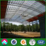 La estructura de acero de alta calidad gradas del estadio