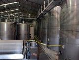 Barris dos tanques de fermentação da cervejaria do vinho da cerveja do aço inoxidável 1000L