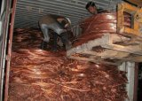 La mejor calidad del desecho 99.9% del alambre de cobre