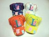 Бейсбольная кепка промотирования малышей с подгонянным логосом