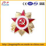 中国のカスタムエナメルの金属のバッジ