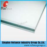 3-19mm de espesor de vidrio flotado transparente/Cristal de construcción con alta calidad
