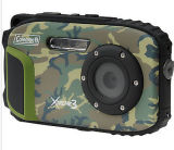 216 1080P imperméabilisent le caméscope de l'appareil photo numérique 10m