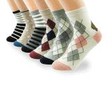 Custom модных Cute Cat жаккард на ноги и пятки Sock в различных моделей и размеров