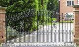 Projetos novos do indicador ou da porta da grade do ferro