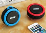 Portátil inalámbrico estéreo al aire libre mini altavoz Bluetooth con tarjeta de TF