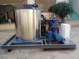 10 Ton flake ice máquina utilizada en la Zona Industrial