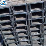 Preço da barra de aço da canaleta de SS304 20# com certificado do GV