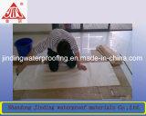 La Fundación de la Membrana impermeable de PVC de impermeabilización de cubiertas de techo plano