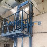 Light Duty monté sur un mur vertical de marchandises de relevage hydraulique