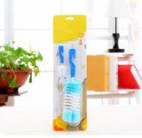 La esponja de múltiples funciones de la salud friega el cepillo del fregado de las botellas de la taza