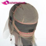 Capelli pieni della parrucca 130-200% T1b/Grey Remy del merletto con i capelli del bambino