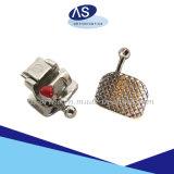 Proveedor Dental Ortodoncia Auto ligar las escuadras con todos los ganchos como los soportes