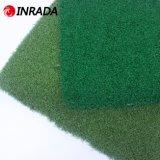 草の山の高さ15mmを置いている普及した人工的な草か泥炭35のステッチのGolf&Sportsの芝生