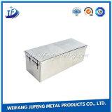 Präzisions-Aluminium-/Stahlblech-elektrisches Gehäuse mit Zink-Überzug