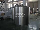El tanque de mezcla de la bebida del acero inoxidable