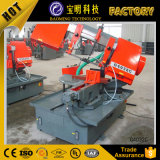 中国の製造業者の金属の切断のガントリー水平のメタルバンドの鋸引き機械