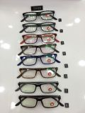 Het nieuwe Aankomst Aangepaste Voorschrift Eyewear van het Frame van de Manier RT van het Ontwerp Elastische Optische