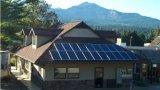 Grille de 5 kw d'énergie solaire Système d'accueil avec panneau solaire de qualité