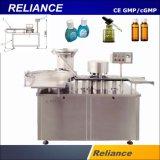Produtos cosméticos monobloco/vaso de médicos e de nivelamento da máquina de embalagem
