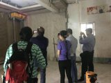 機械を塗る構築機械/Constructionの安い壁を塗る自動壁