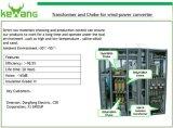 乾式セットアップ電気変圧器かリアクターまたはチョーク
