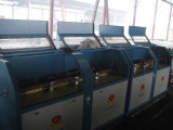 Het Verwarmen van de inductie Apparatuur voor het Tweezijdige Geribbelde Verwarmen van de Staaf 70kw