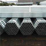 BS1387 ASTM A53 GR. Padrão de B tubulação galvanizada 2 polegadas para a estrutura da estufa