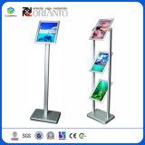 Алюминиевая система Наружной Рекламы Изображение подставки стопорное рамы