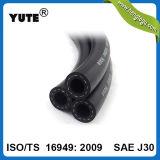 Mangueira de borracha da polegada Ts16949 de 1/2 para a mangueira de combustível SAE J30