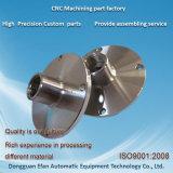 Edelstahl CNC-Teile/Selbstersatzteil-Aluminium-maschinell bearbeitenteile