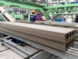 Vollautomatisches Trennwand-Panel, das Produktionszweig bildet