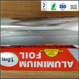 Alimentaria desechables de papel de aluminio para envolver alimentos