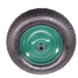 14 بوصة 3.50-8 عجلة هوائيّة مع فولاذ حافة