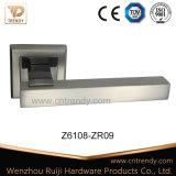 Traitement en alliage de zinc ou en aluminium de blocage de porte de meubles (Z6107-ZR09)