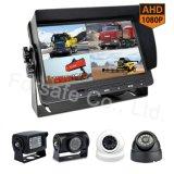 sistema della macchina fotografica del cavo di retrovisione dell'automobile del veicolo del quadrato 1080P 7