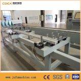 Cortadora del CNC del perfil de la puerta del PVC