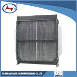 Radiador líquido del intercambio de calor del radiador de la refrigeración por agua del radiador del generador Yfd30A-10