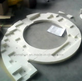 Alúmina Plate&#160 de la cerámica del óxido; como trazador de líneas del ciclón del corte