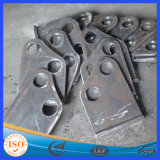 Cutting/Bending/Welding Steel Punt ace Customer Drawing Q235B
