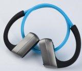 Auricular auto estéreo del receptor de cabeza de Bluetooth V4.1 de la correa con la visualización de la potencia