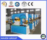 Ouvrier hydraulique de fer/poinçonneuse