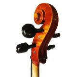 Professionelles handgemachtes reales natürliches Flamme-Cello 4/4