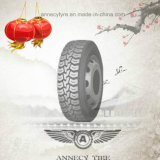 트럭 타이어 11r22.5 12r22.5 ECE 점을%s 가진 모든 강철 광선 트럭 타이어